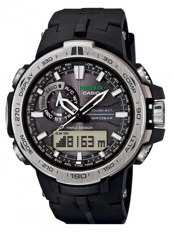 CASIO PRW-6000-1ER + prodloužená záruka 3 roky