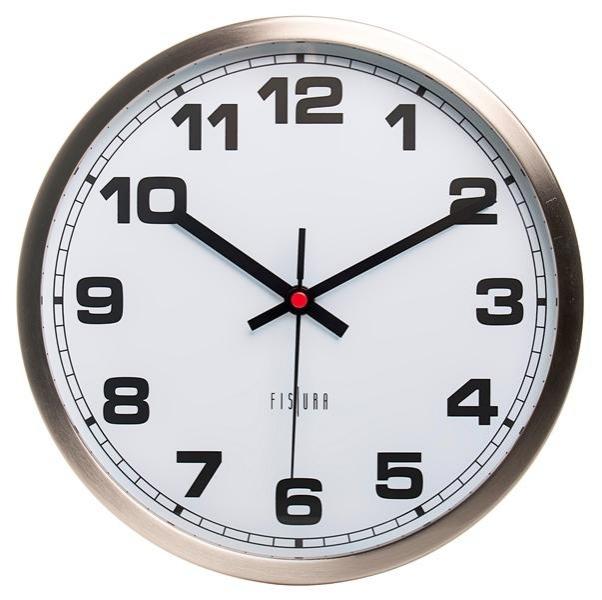 Hodiny a budíky - Designové nástěnné hodiny CL0071 Fisura 40cm