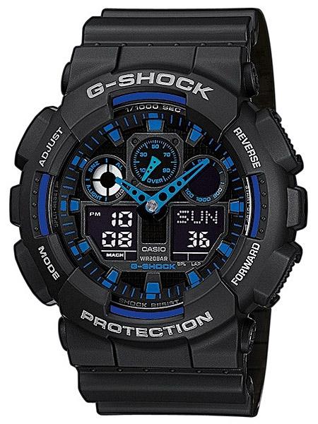 Značky - CASIO GA-100-1A2ER G-Shock