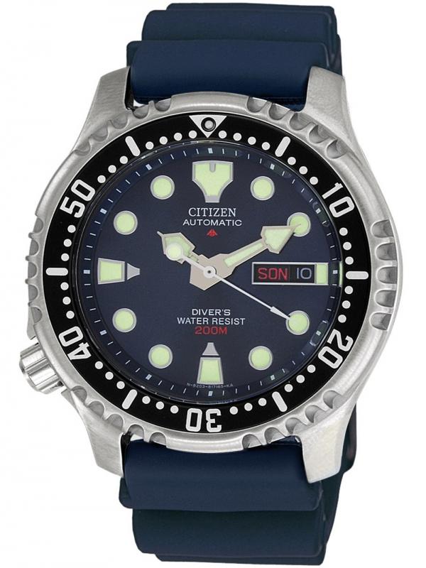 Pánské hodinky - Citizen NY0040-17LE