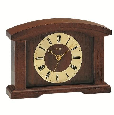 Stolní hodiny 5138/1 AMS řízené rádiovým signálem 25cm + prodloužená záruka 3 roky