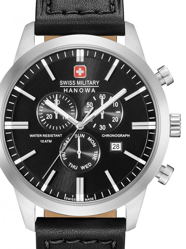 Pánské hodinky - Swiss Military by Hanowa 06-4308.04.007