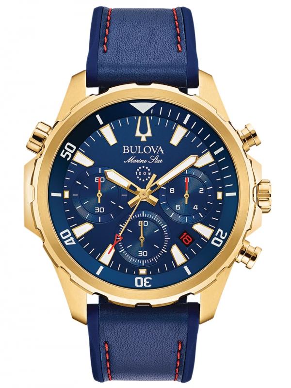 Pánské hodinky - Bulova 97B168