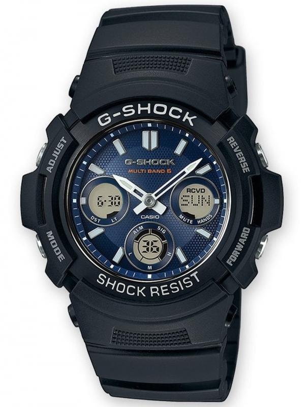 Značky - CASIO AWG-M100SB-2AE G-Shock