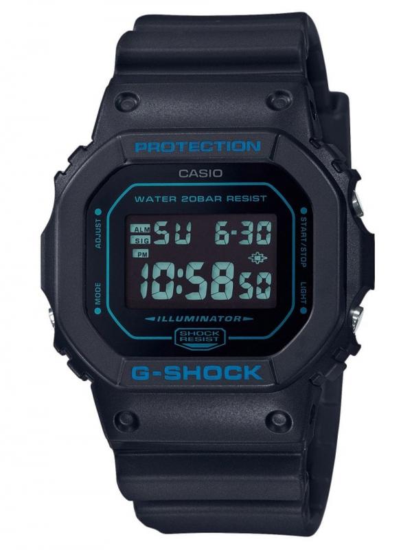 Značky - CASIO DW-5600BBM-1E G-Shock