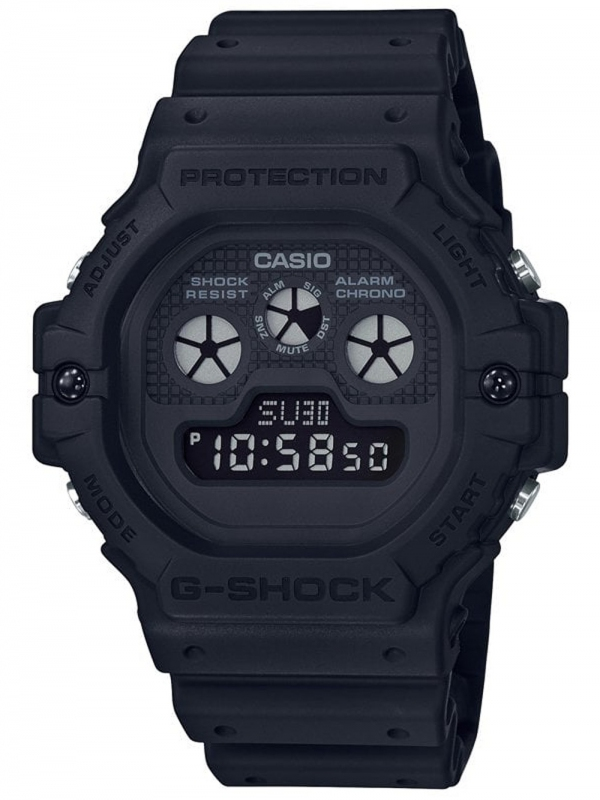Značky - CASIO DW-5900BB-1ER G-Shock