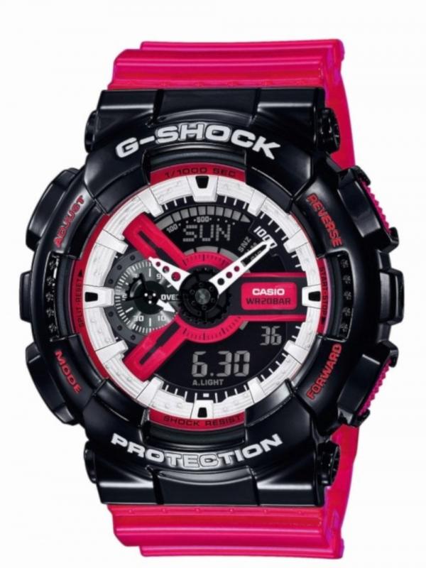 Značky - CASIO GA-110RB-1AER G-Shock