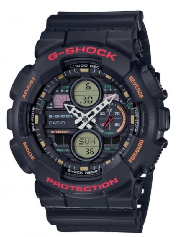 Značky - CASIO GA-140-1A4ER G-Shock