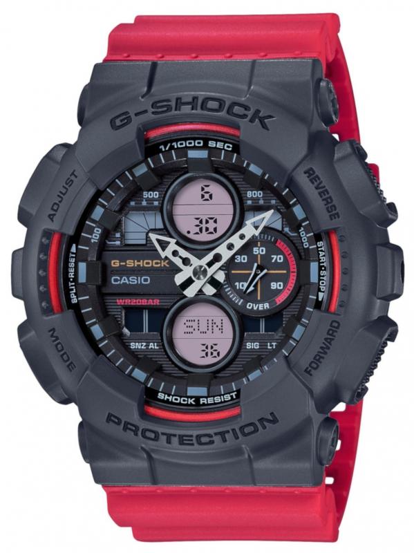 Značky - CASIO GA-140-4AER G-Shock