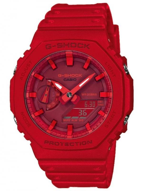 Značky - CASIO GA-2100-4AER G-Shock