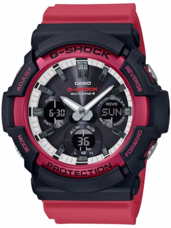 Značky - CASIO GAW-100RB-1AER G-Shock
