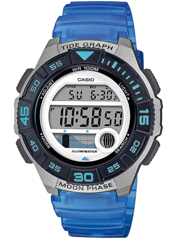 Značky - CASIO LWS-1100H-2AVE Collection