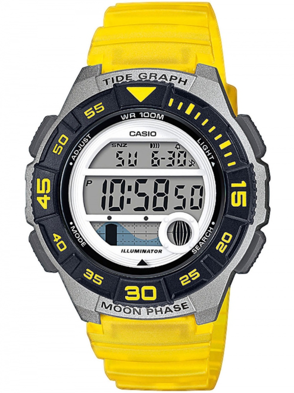 Značky - CASIO LWS-1100H-9AVE Collection