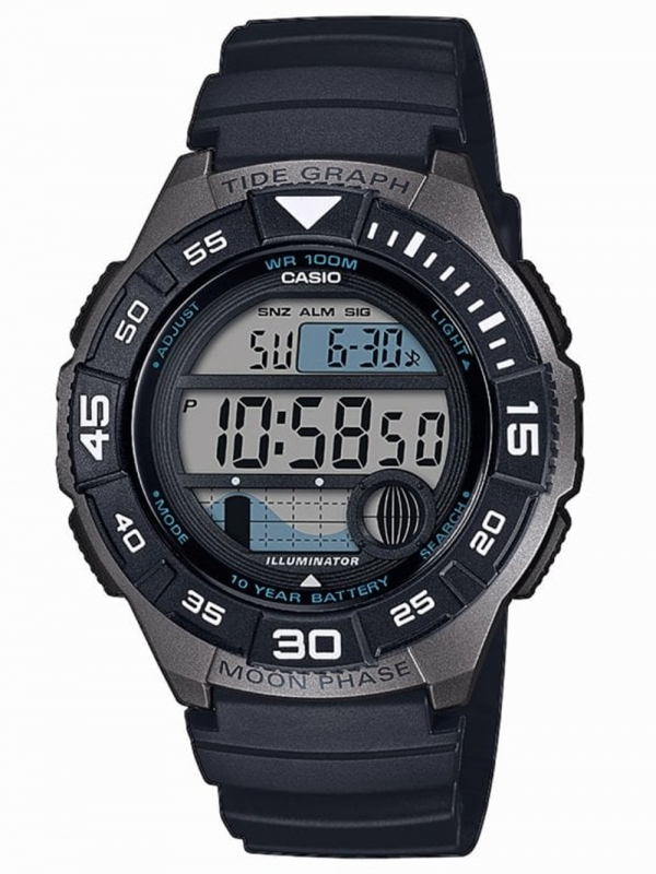 Značky - CASIO WS-1100H-1AVE Collection