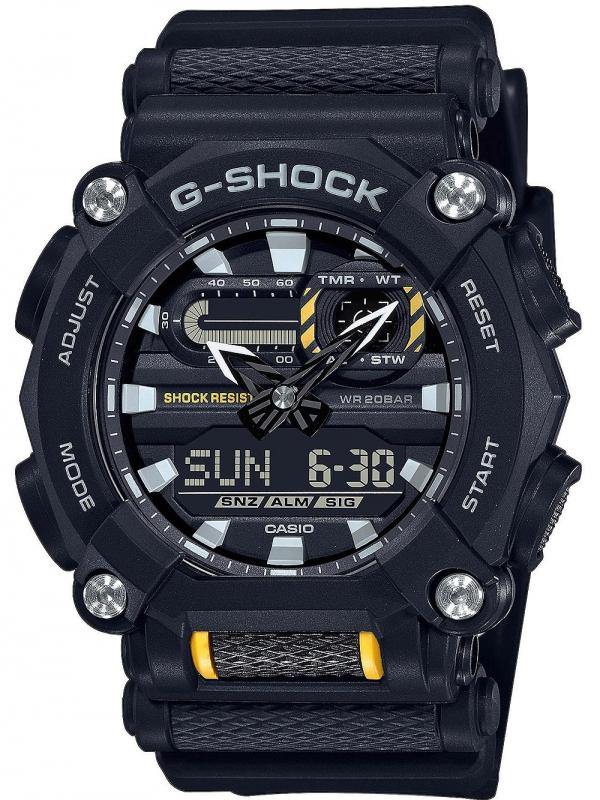 Značky - CASIO GA-900-1AER G-Shock