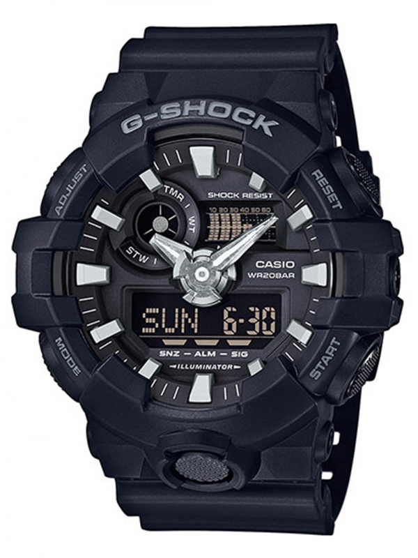 Značky - CASIO GA-700-1BER G-Shock