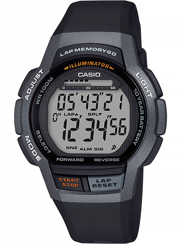 Značky - CASIO WS-1000H-1AVE Collection