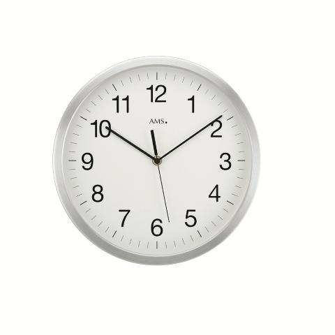 Nástěnné hodiny 5841 AMS řízené DCF signálem 35cm + prodloužená záruka 3 roky