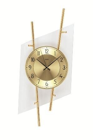 Nástěnné hodiny 5883 AMS řízené rádiovým signálem 55cm + prodloužená záruka 3 roky