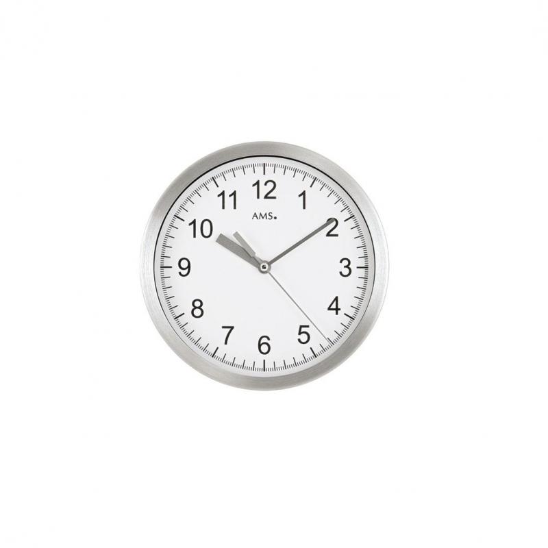 Nástěnné hodiny 5910 AMS řízené rádiovým signálem 20cm + prodloužená záruka 3 roky
