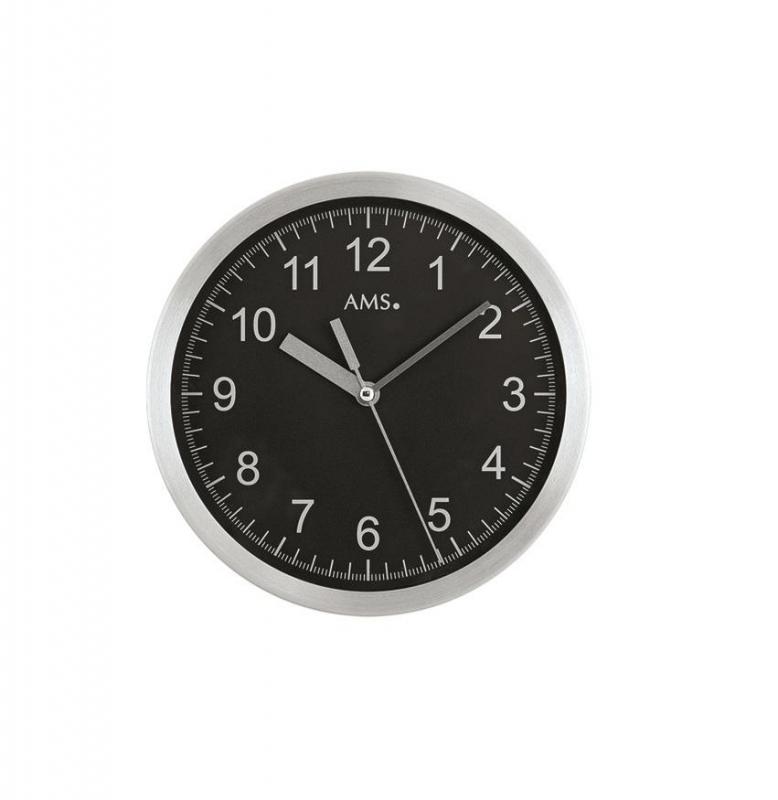 Nástěnné hodiny 5911 AMS řízené rádiovým signálem 20cm + prodloužená záruka 3 roky