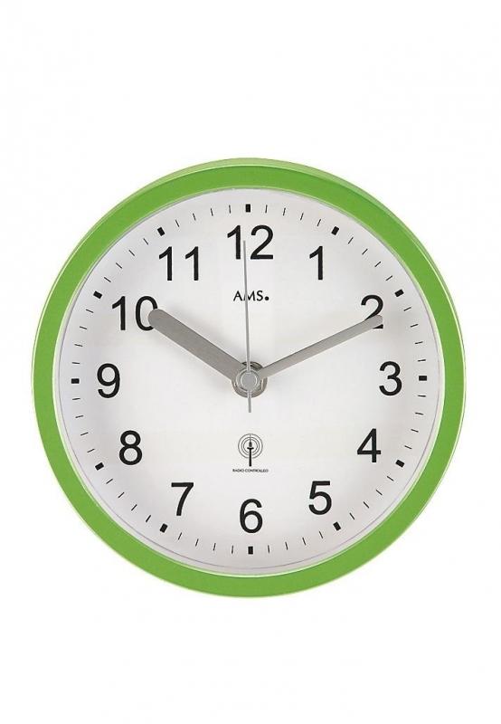 Nástěnné hodiny 5922 AMS řízené rádiovým signálem 16cm + prodloužená záruka 3 roky