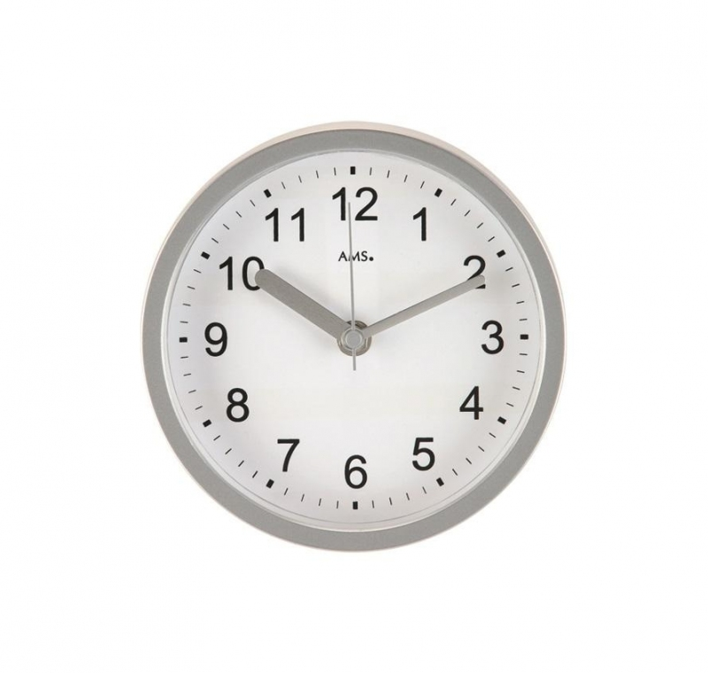 Nástěnné hodiny 5926 AMS řízené rádiovým signálem 16cm + prodloužená záruka 3 roky