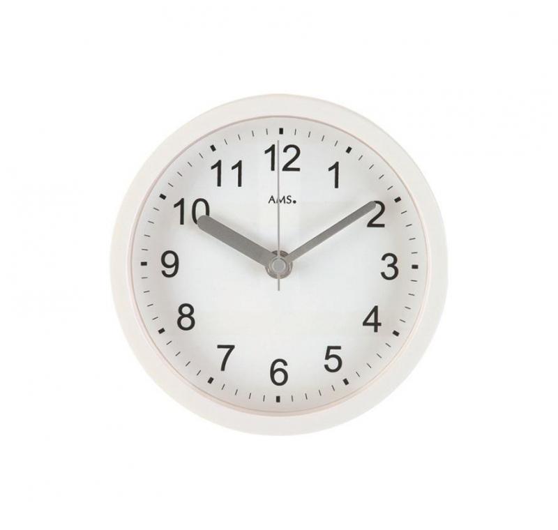 Nástěnné hodiny 5927 AMS řízené rádiovým signálem 16cm + prodloužená záruka 3 roky