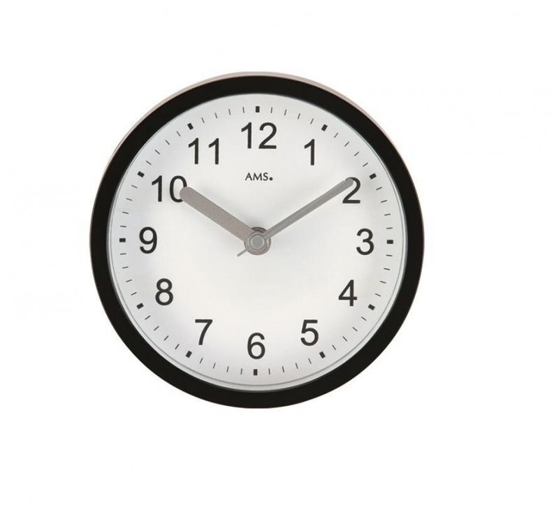 Nástěnné hodiny 5928 AMS řízené rádiovým signálem 16cm + prodloužená záruka 3 roky