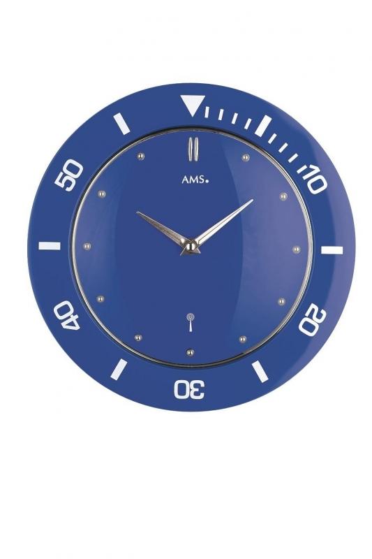 Nástěnné hodiny 5941 AMS řízené rádiovým signálem 28cm + prodloužená záruka 3 roky