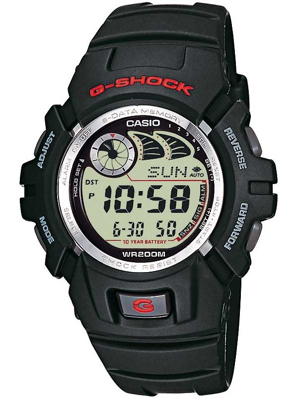 Značky - CASIO 2900F-1VER G-Shock