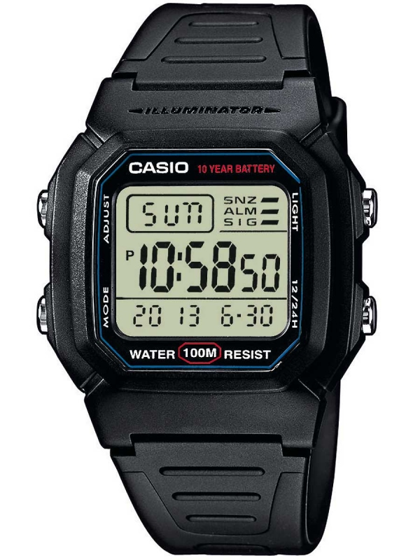 Značky - CASIO 800H-1AVES Collection