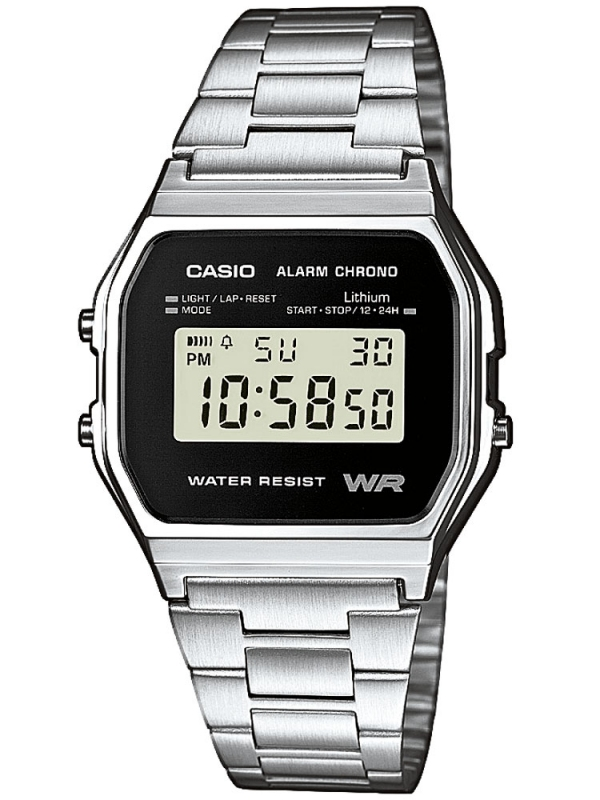 Značky - CASIO A158WEA-1EF Collection