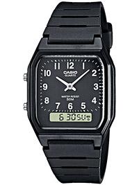 Pánské hodinky - CASIO AW-48H-1BVEF