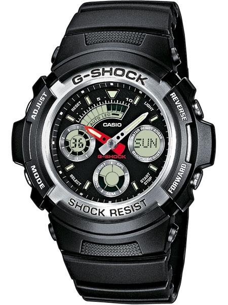 Značky - CASIO AW-590-1AER G-Shock