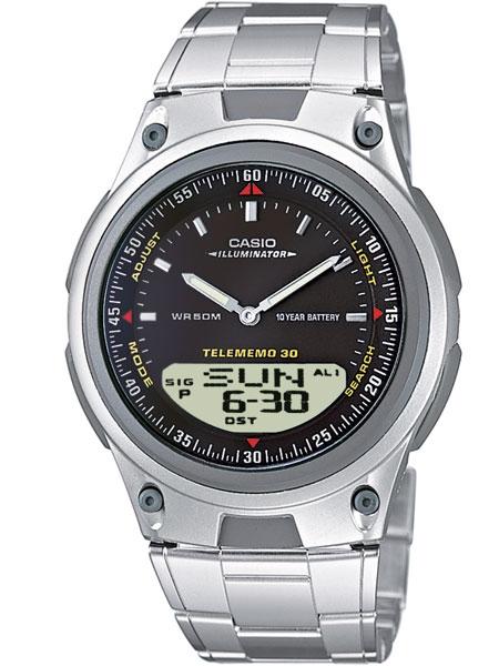 Pánské hodinky - CASIO AW-80D-1AVES