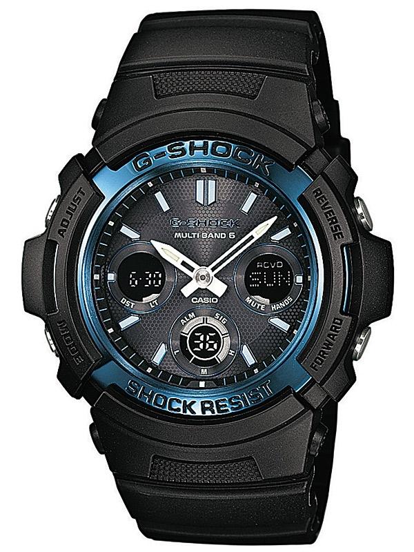 Značky - CASIO AWG-M100A-1AER G-Shock