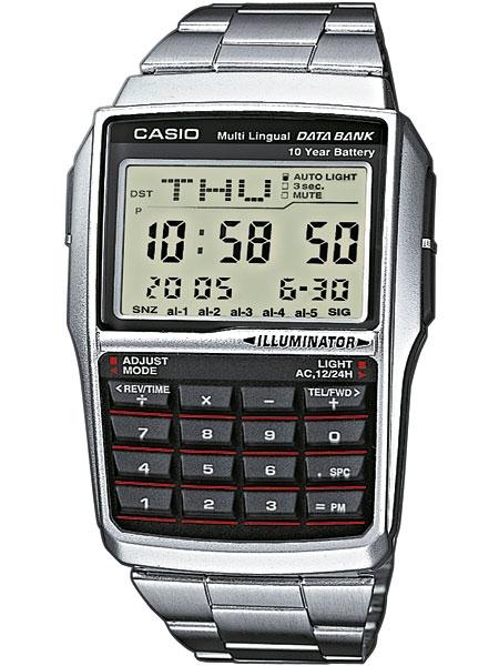 CASIO DBC-32D-1AES + prodloužená záruka 3 roky