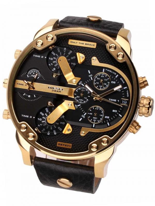 Pánské hodinky - Diesel DZ7371 8430b8e5357
