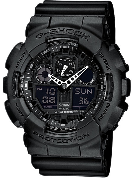 Značky - CASIO GA-100-1A1ER G-Shock