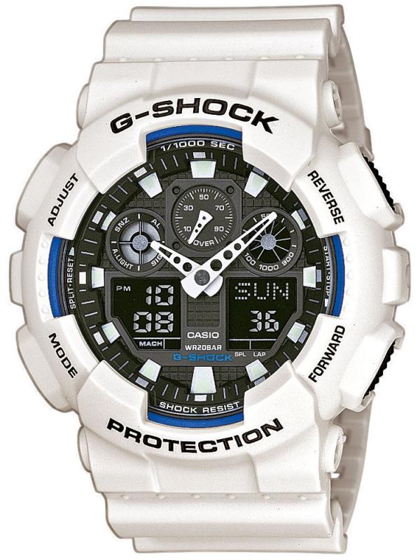 Značky - CASIO GA-100B-7AER G-Shock