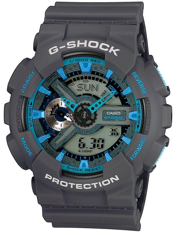 инструкция к часам g shock ga110ts