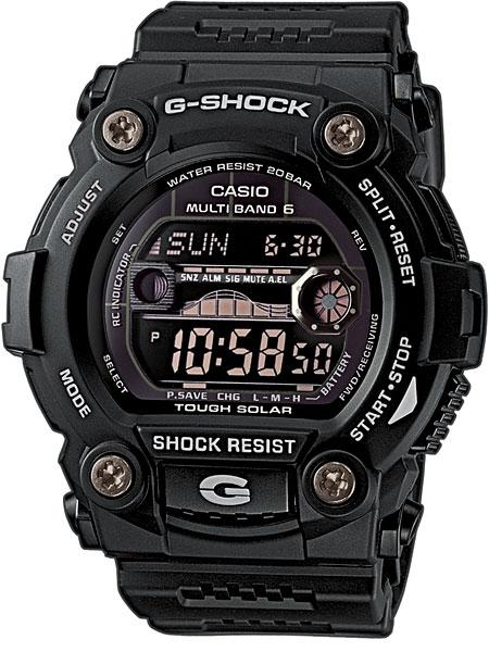 CASIO GW-7900B-1ER + prodloužená záruka 3 roky