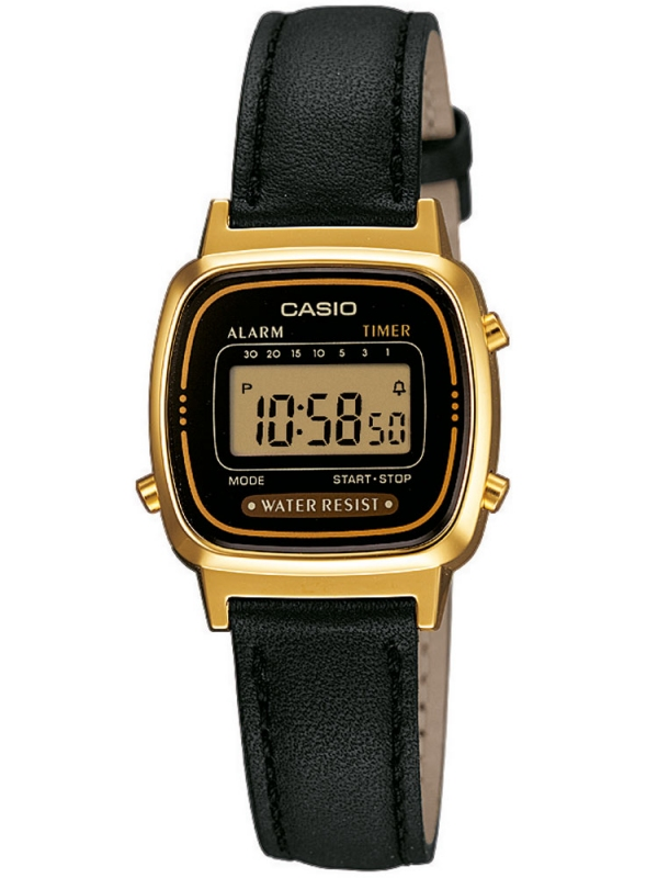 Značky - CASIO LA670WEGL-1EF Collection