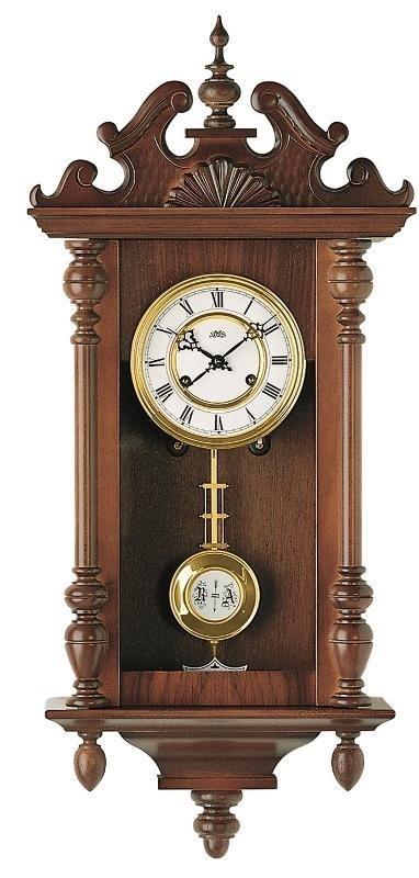 Kyvadlové mechanické nástěnné hodiny 617/1 AMS 72cm + prodloužená záruka 3 roky