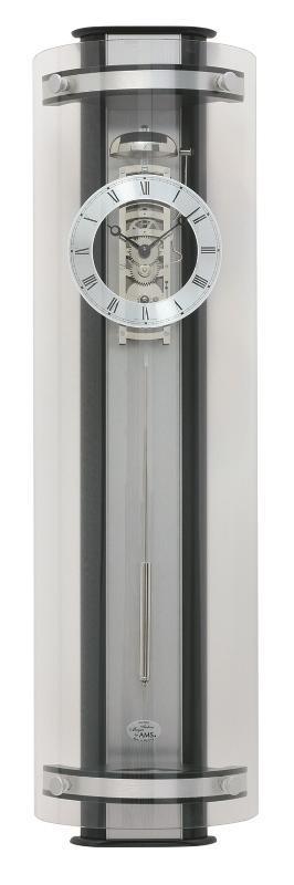 Kyvadlové mechanické nástěnné hodiny 633/11 AMS 73cm + prodloužená záruka 3 roky