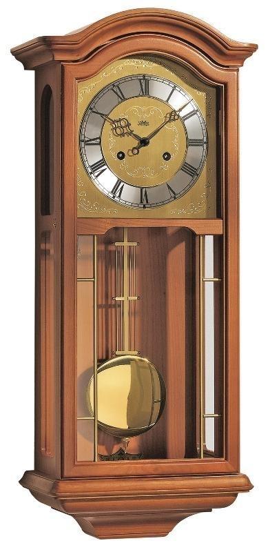 Kyvadlové mechanické nástěnné hodiny 651/9 AMS 67cm + prodloužená záruka 3 roky
