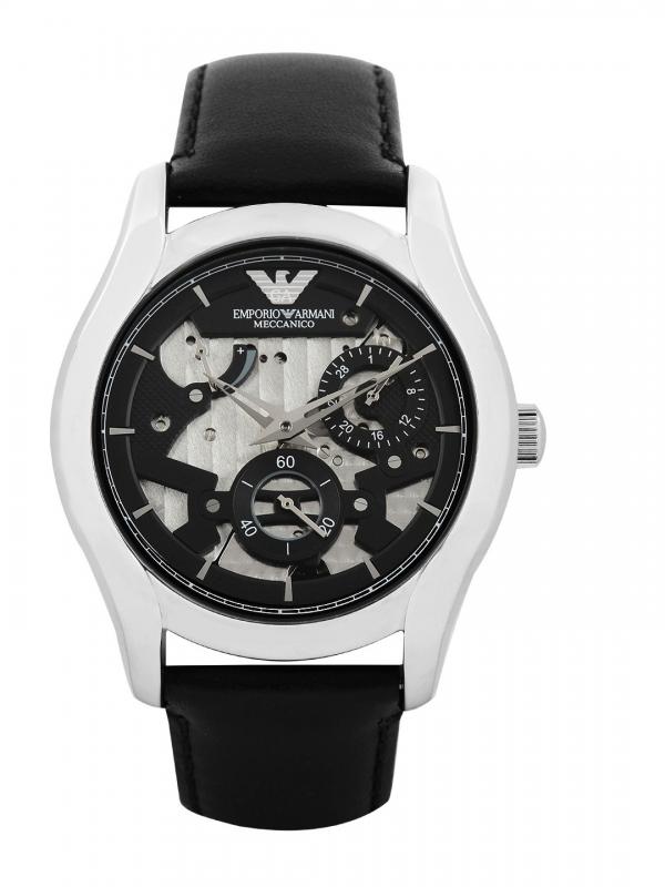 Pánské hodinky - Emporio Armani AR4673 Meccanico