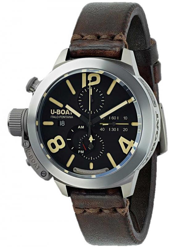 Pánské hodinky - U-Boat 8061 af8da6b78d5