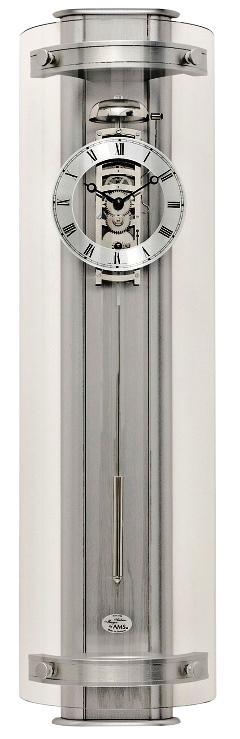 Kyvadlové mechanické nástěnné hodiny 633 AMS 73cm + prodloužená záruka 3 roky
